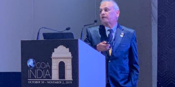 speaker at DASIL Dermatologist in Dubai Dr.Mahaveer Mehta